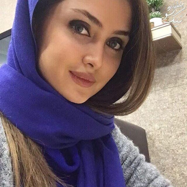 اینستاگردی با مائده محمدی مدلینگ ایرانی