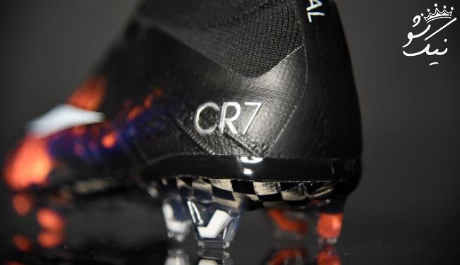 همراه با Cristiano Ronaldo و برند اختصاصی CR7