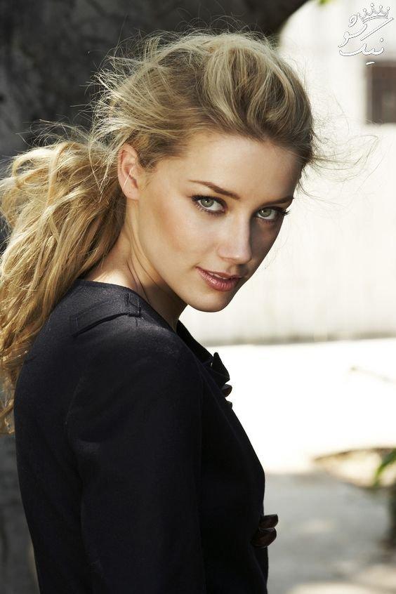 بیوگرافی امبر هرد زیباترین زن جهان +عکس