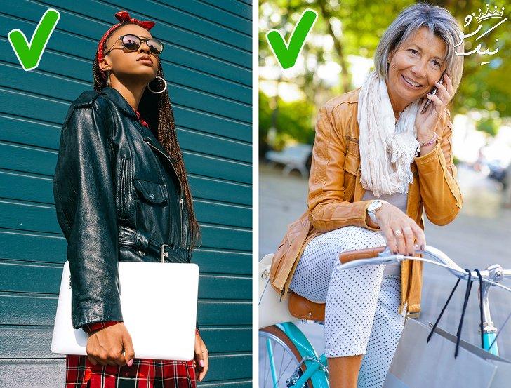 توصیه های ست لباس زنانه از استایلیست های ماهر