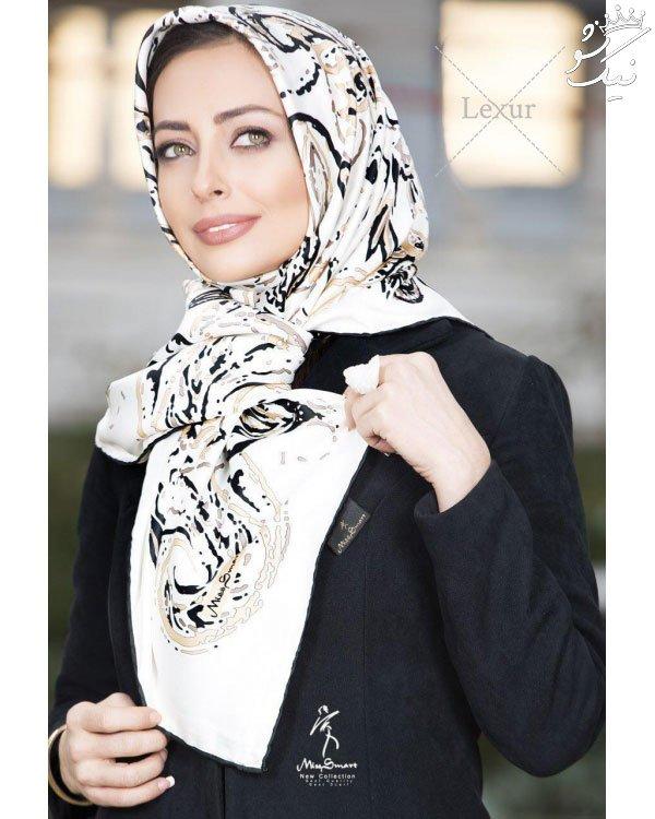 مدل شال و روسری 98 ویژه خانم های لاکچری پوش