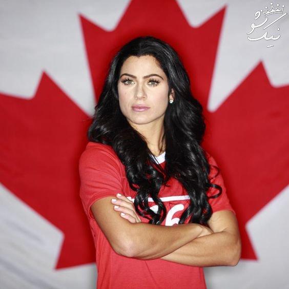 10 زیباترین زنان فوتبالیست جهان را بشناسید