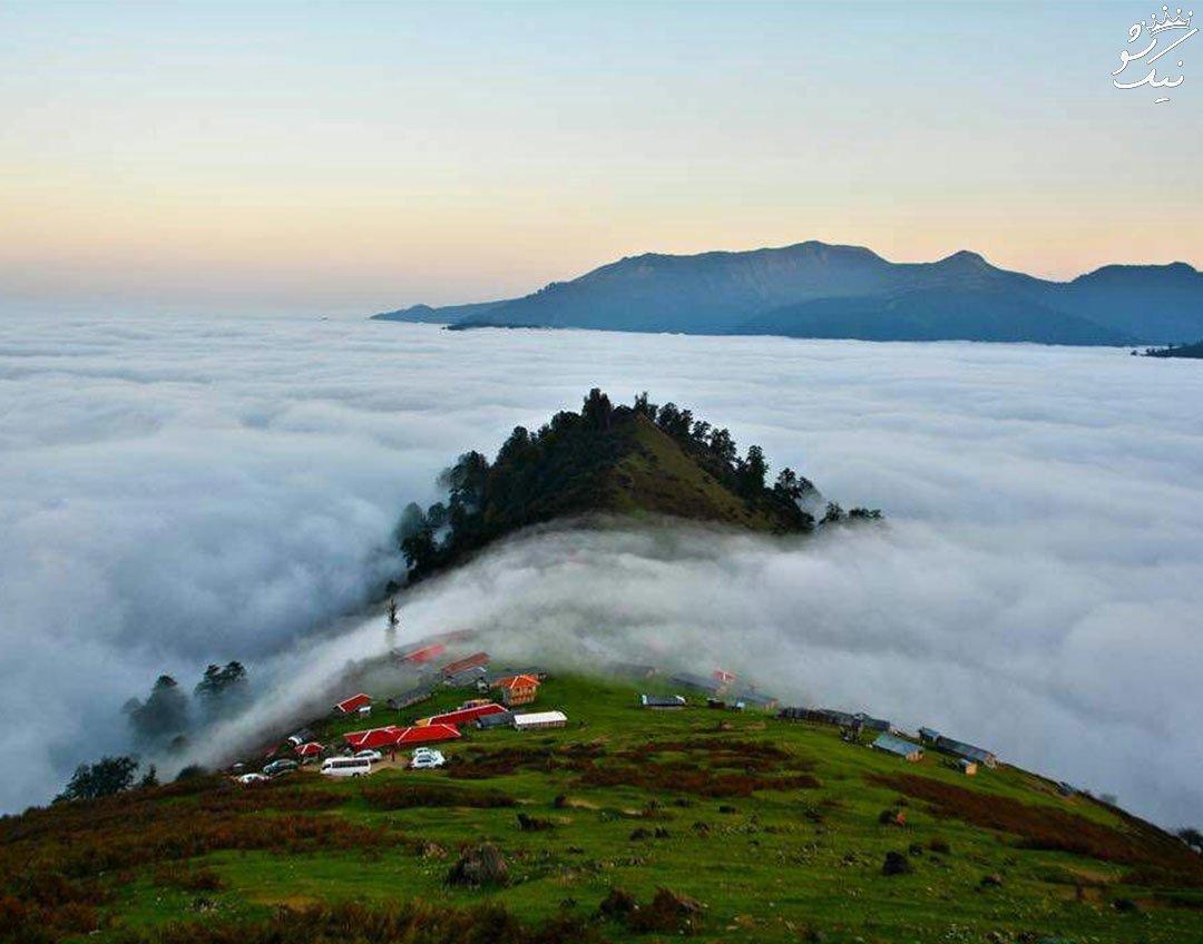 تجربه سفر به ییلاقات ماسال (اولسبلنگاه) بهشت رویایی شمال