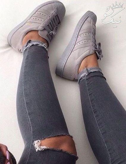 38 مدل کفش اسپرت دخترانه فوق جذاب و شیک