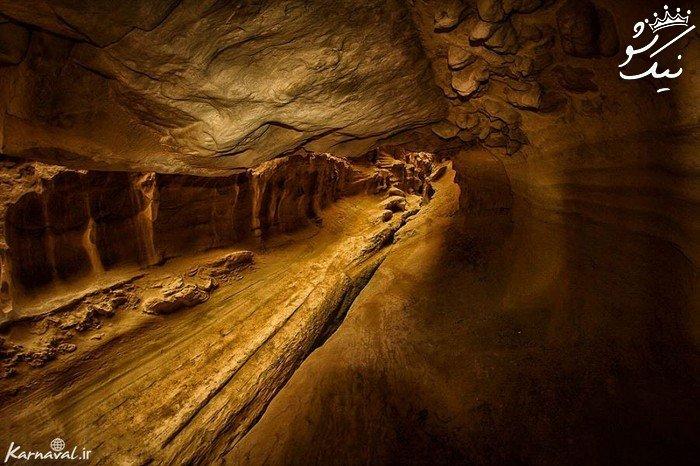 سفر به تنگه چاهکوه منطقه بکر و رویایی قشم