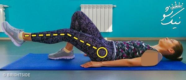 بهترین ورزش ها برای تخت شدن شکم بعد از زایمان
