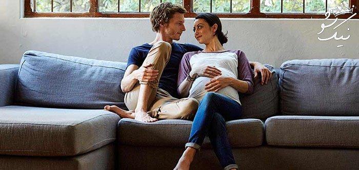 پوزیشن های تصویری دخول در دوران بارداری +فیلم
