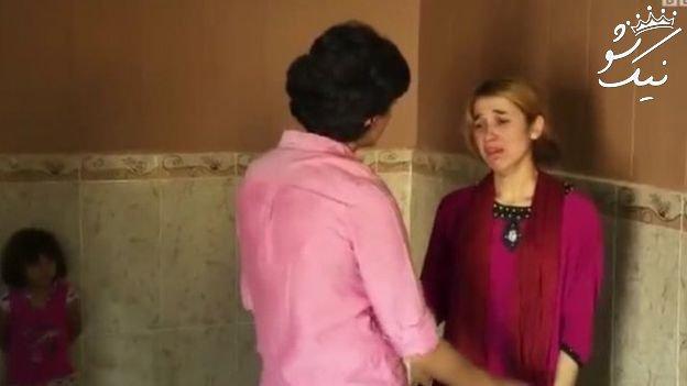 نادیا مراد و دنیس موکوگه برنده جایزه صلح نوبل 2018