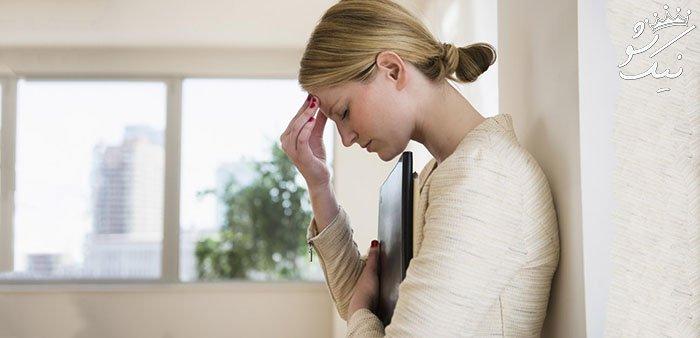 سندروم پیش از قاعدگی PMS ، راه درمان و رسیدن به آرامش