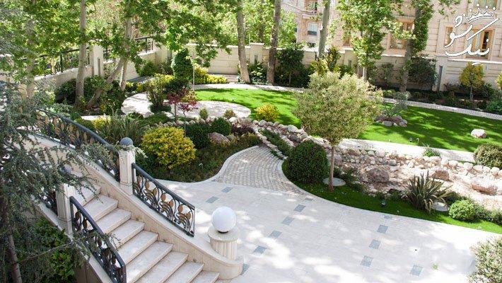 نگاهی به لوکس ترین و گران ترین خانه های تهران