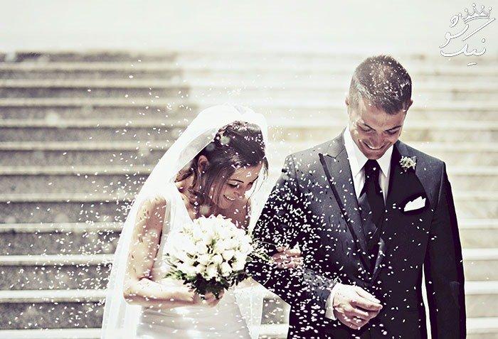 ازدواج با دختر بزرگتر ، اشکالی دارد؟