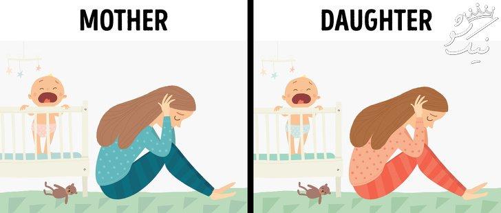 این بیماری ها از مادران به دختران به ارث می رسند