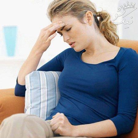 10 نشانه شروع علائم بارداری   قبل از پریود و لقاح