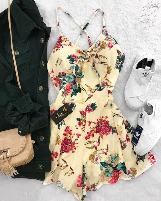مدل لباس مجلسی اسپرت | دختر خانم های شیک پوش!
