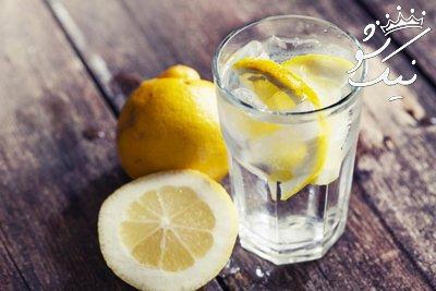 معجزه خوردن آب لیمو با معده خالی