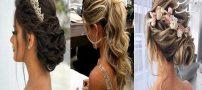 مدل موی عروس 2021 | بهترین شینیون های مد روز
