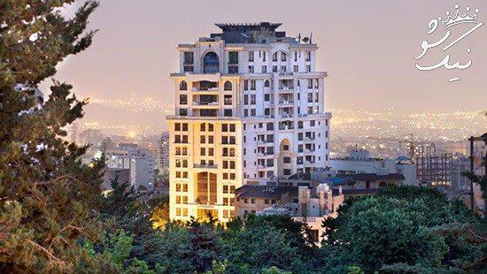 4 لاکچری ترین برج های تهران   قلمرو میلیاردرها