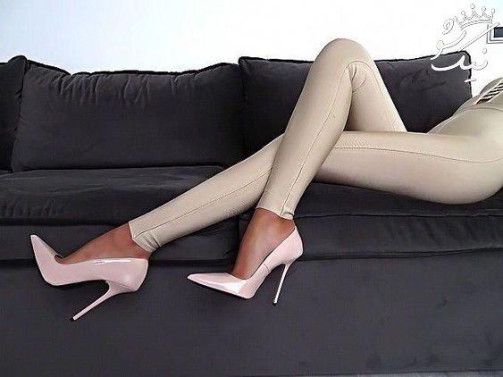 کفش پاشنه بلند دخترانه مجلسی نهایت شیک بودن