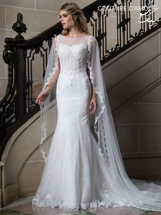 37 مدل لباس عروس پرنسسی +دانتل برای عروس های ایرانی