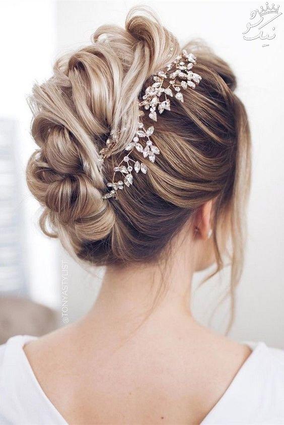 مدل مو عروس 2020 | زیباترین عروس شهر شوید