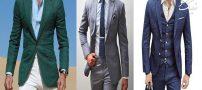 مدل های کت شلوار مردانه مد سال 2020 اینجاست