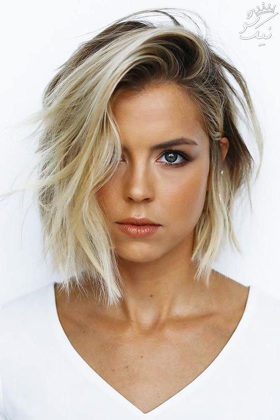 جذاب ترین مدل موهای کوتاه زنانه 2021 اینجاست