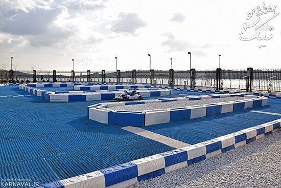 تفریحات دریاچه چیتگر | آدرس دقیق دریاچه چیتگر