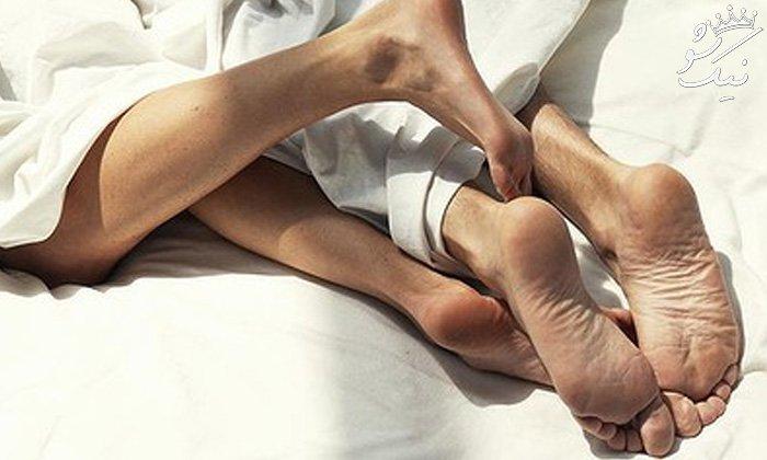 کدام پوزیشن جنسی درد کمتری دارد؟   پوزیشن بار اول