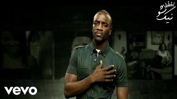 بهترین آهنگ های اکان Akon ،دانلود و پخش آنلاین