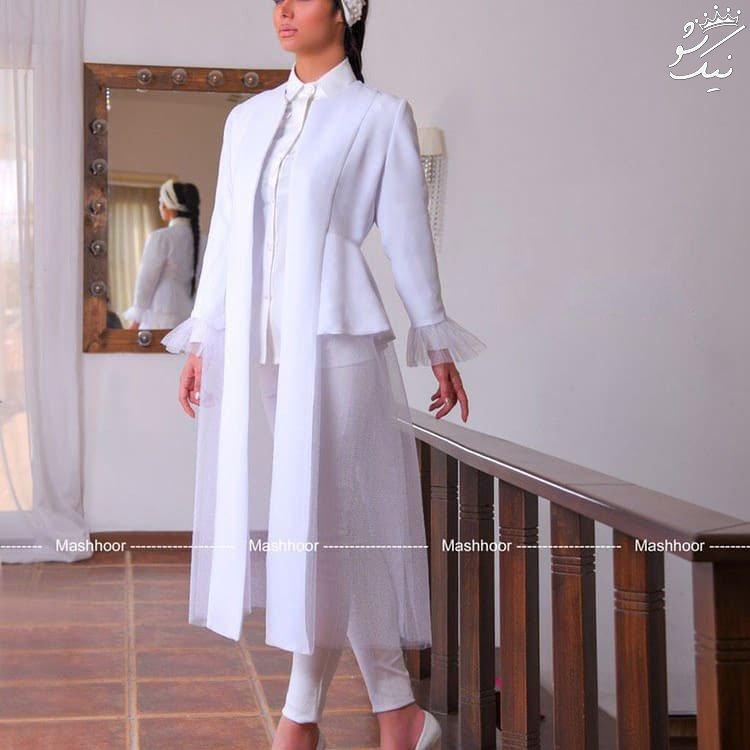 مدل مانتو عقد محضری | لباس محضری ساده شیک 2020