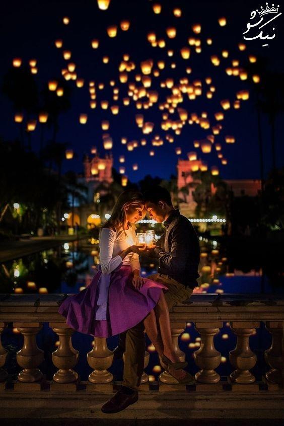 عکس عاشقانه دونفره بدون متن (37 عکس فوق العاده)