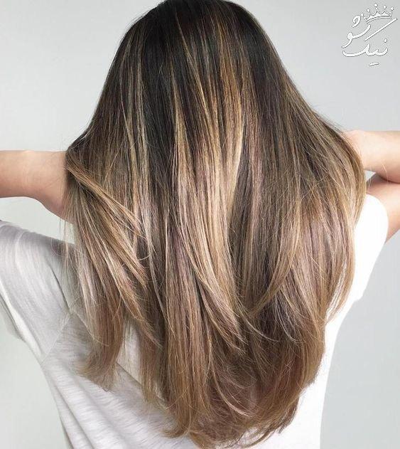چگونه موهای صاف ،بدون وز و لختی داشته باشیم؟