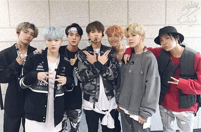 بهترین آهنگهای BTS بی تی اس ،دانلود و پخش آنلاین