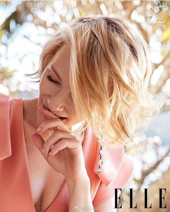 بیوگرافی کیت بلانشت Cate Blanchett +همسر و فرزندان