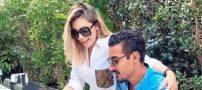 سروین بیات | اینستاگردی با همسر رضا قوچان نژاد