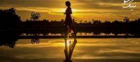 تعبیر خواب راه رفتن روی آب | آب دریا ، رودخانه ، استخر
