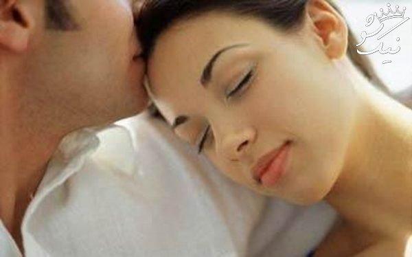 در رابطه جنسی تا می توانید همدیگر را ببوسید!