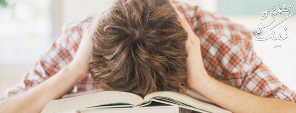 با نشانه های پنهان افسردگی آشنا شوید