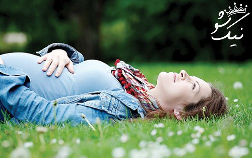 ماه چهارم بارداری | اندازه شکم و غذاهای ممنوعه