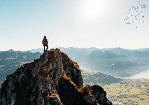 تعبیر خواب کوه | پرت شدن از کوه | کوهنوردی