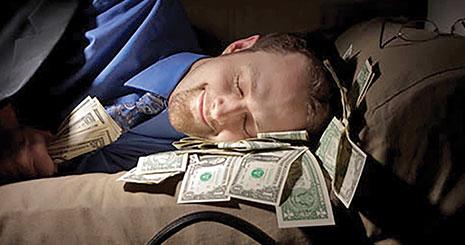 تعبیر خواب پول گرفتن از مرده | یوسف نبی و ابن سیرین