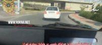 فیلم تعقیب و گریز مرگبار پلیس و پراید در تهران