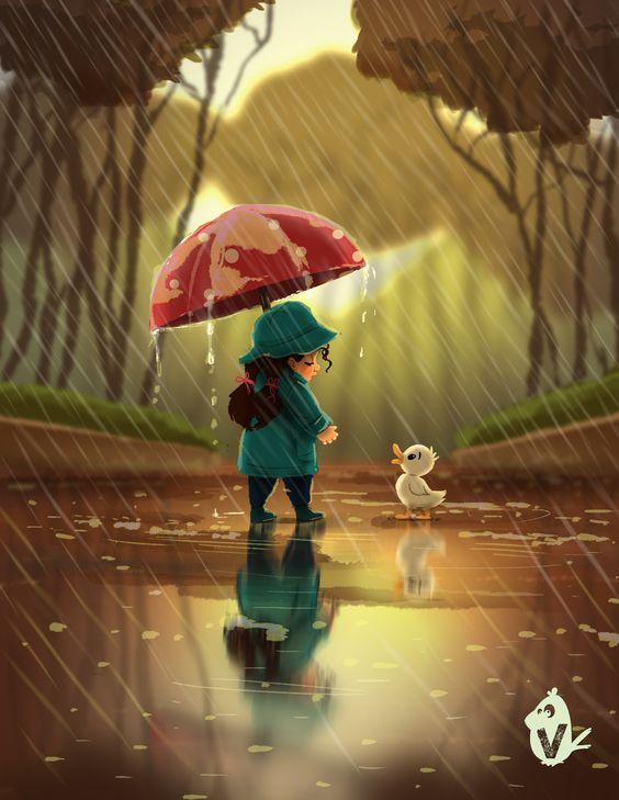 عکس دخترانه کارتونی برای پروفایل   بامزه عروسکی