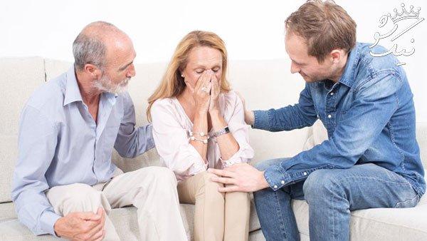دخالت والدین همسر در زندگی زناشویی   راه چاره چیست؟