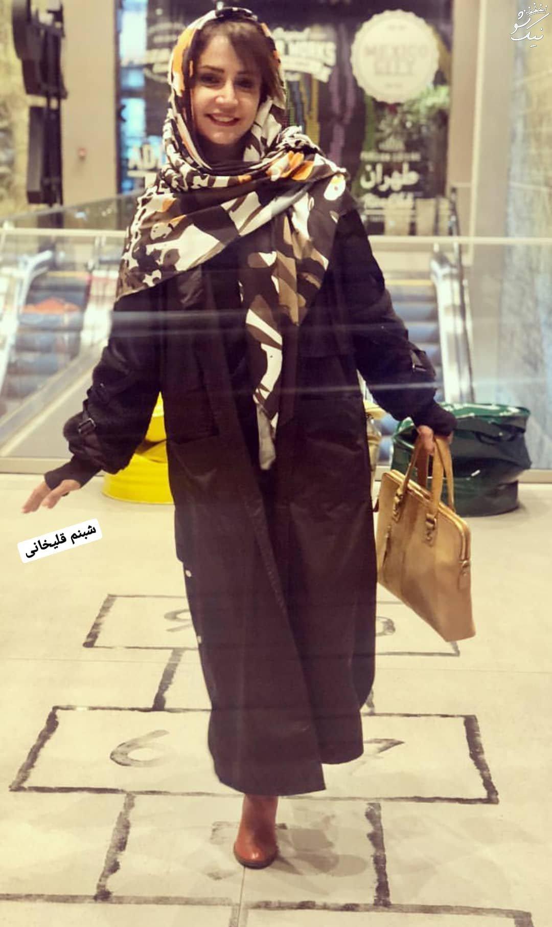 عکسهای جدید شبنم قلی خانی در اینستاگرام