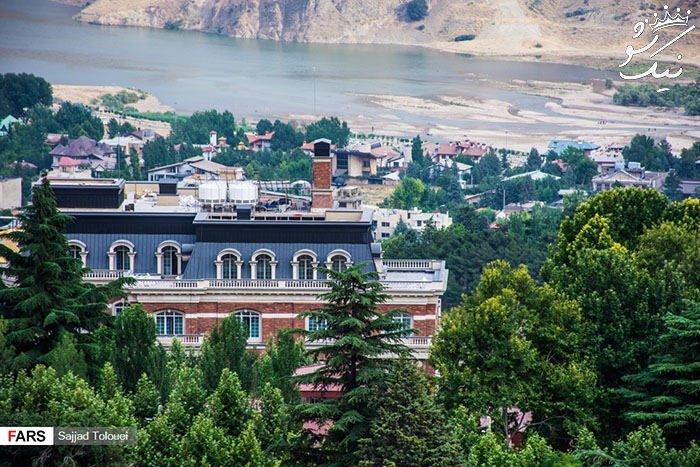 باستی هیلز لواسان کجاست؟   قلعه های لاکچری ایران