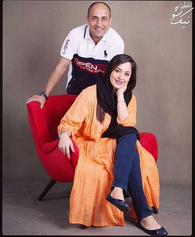 بیوگرافی مارال بنی آدم و همسرش علی سرابی ،سریال هم گناه
