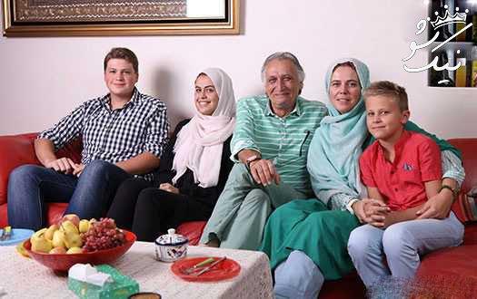 سلبریتی های ایرانی که همسر خارجی دارند
