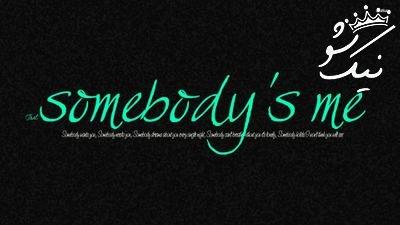 دانلود آهنگ Somebodys Me انریکه enrique iglesias