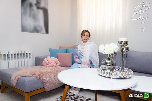 دکوراسیون داخلی منزل ایرانی | خانه کوچک و شیک